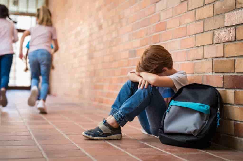 Kids Anxiety insurance school Bullying